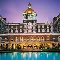 Experience true grandeur at Taj Mahal Palace, our iconic grand luxury hotel in Mumbai. Book Suites in South Mumbai with exotic views of the Arabian Sea & Gateway of India. Come, experience the legendary hospitality of Taj at the best hotel in Mumbai! Taj Mahal India, Le Taj Mahal, Bombay, Mumbai City, In Mumbai, Hampi, New Delhi, Hotels And Resorts, Best Hotels