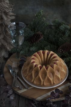BUNDT CAKE DE JENGIBRE, LIMÓN Y PIMIENTA BLANCA