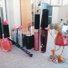 Обзор декоративной косметики для губ — блог SashaLAB