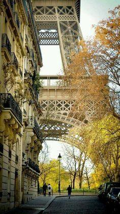 spring Eiffel