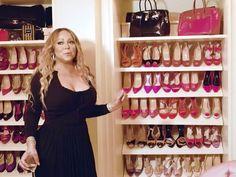 Huge Closet, Shoe Rack, Shoe Racks