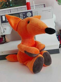 phrenos.terapia@gmail.com fox, textile toys, handmade