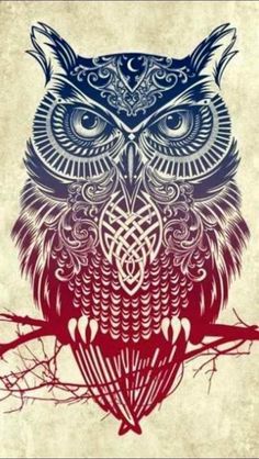 The distant night owl