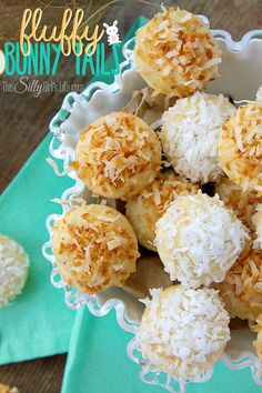 Baked Coconut Donut