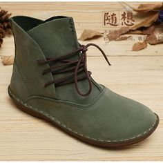 Handmade-Women-Boots-Genuine-Leather-Shoes-Spring-Autumn-Lace-up-Ankle-Boots-Mori-Girl-Trend-Shoes.jpg (800×800)