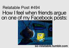 Funny Drama Quotes | gif LOL funny funny gif true true story lmao spongebob facebook drama ...