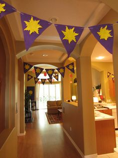 tangledvillagesunbanners by jbdimples, via Flickr