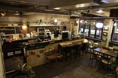 industrial cafe - Google Search