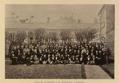 Correspondents and artists at the coronation of Nicholas II, Emperor of Russia Emperor, Vineyard, Russia, Artists, Outdoor, Outdoors, Vine Yard, Vineyard Vines, Outdoor Games