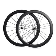 Road Bike 50mm Tubular Carbon Wheels G3 Straight Pull 700C Bicycle Wheel Set for Shimano