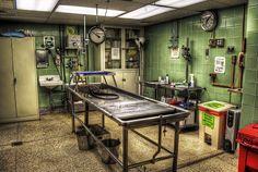 Hospital Morgue | Flickr - Photo Sharing!