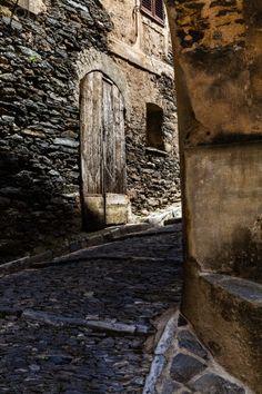 Architecture in Cervione, Corsica