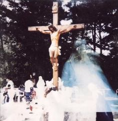 Apparition of the Blessed Mother at Conyers GA