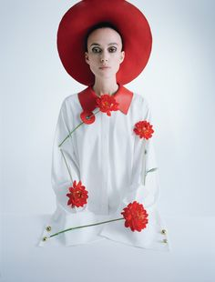 Tim Walker for W Magazine