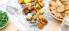 We've got the most insane seafood boil recipe that we just can't wait for you to try. Learn to make this ultimate recipe with our blogger partner, Lauren Kelp.