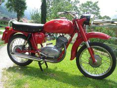 Moto Guzzi Stornello 125 turismo