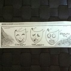 3 faces of TV