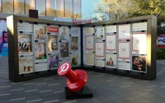 Mall Introduces Real-Life Pinterest Board