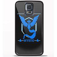 Cheap pokemon go team mystic for Samsung Galaxy S5 Black case sale