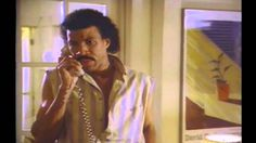 Lionel Richie's 'Hello' without the music.