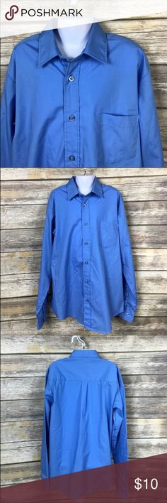 Size 14 Izod button down shirt Dressy and perfect for those holiday pictures! Izod Shirts & Tops Button Down Shirts