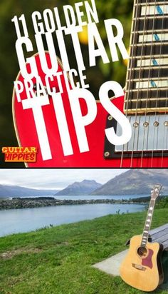 Guitar practice tips! ♫ CLICK through to read more or repin for later! ♫