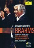 Brahms: Violin Concerto; Double Concerto [DVD Video] [DVD]