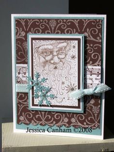 Santa's Watching by Jessrose21 - Cards and Paper Crafts at Splitcoaststampers