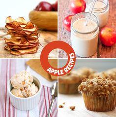 Apple recipes – Husligheter.se
