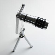 Mooncraft ジュラルミンユニット for iPhone silver