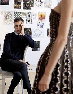 Docu : en immersion avec Raf Simons chez Dior, ce soir sur Canal +
