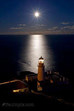 Faro de Douglas Head - marinas de la isla de Man