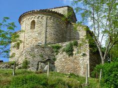 Publicamos la iglesia de Sant Esteve de Vinyoles d´Oris. #historia #turismo  http://www.rutasconhistoria.es/loc/sant-esteve-de-vinyoles-doris