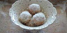 μεθυσμενα Greek Desserts, Easy Desserts, Dessert Recipes, Biscuits, Food And Drink, Dairy, Coconut, Ice Cream, Sweets