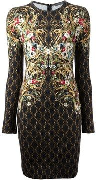 Alexander McQueen floral baroque dress on shopstyle.com