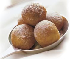 Chocolate-Filled Beignets