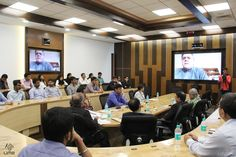 """Day 3: Maneeshi: Panel Discussion on """"Entrepreneurship as a driver for strategic Human C..."""