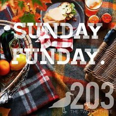 #SundayFunday! We are so glad that it turned out to be a beautiful fall day in #The203