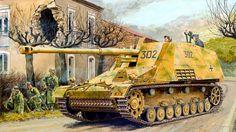 SdKfz 164 Hornisse