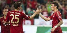 Ayo! Bergabung Bersama Kami Agen Bola Online Terpercaya Citibet88 - Tunggu Apalagi..! Jebret Pertandingan Liga German Cup : DFB-Pokal Hamburg vs Bayern Munchen