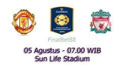 Prediksi Bola Manchester United Vs Liverpool 5 Agustus 2014