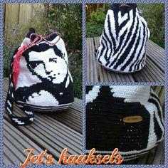 Nielson/zebra tas