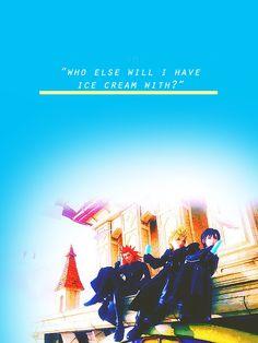 Axel, Roxas, and Xion | Kingdom Hearts: 358/2 Days