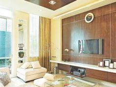 A  Room Impressive - http://www.ideaonline.co.id/iDEA2013/Interior/Ruang-Keluarga/Satu-Material-Dua-Aplikasi