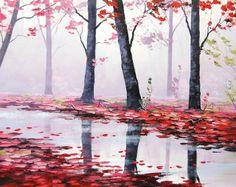 Beautiful Landscape Paintings by Graham Gercken