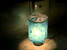 Kreasi Lampu Hias yang Bisa Berputar