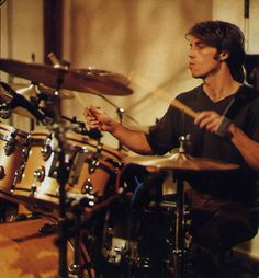 Matt Cameron of Soundgarden. Razor-sharp precision playing on odd time signature -- something that i'd probably never achieve. His drum sound is also amazing.