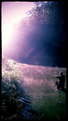 Fly fishing muskies by mattstansberry, via Flickr