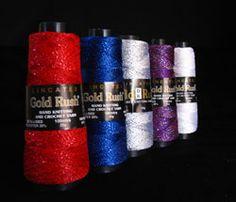 Knitting and Crochet yarns