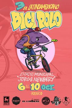 3er Latinoamericano de Bike Polo